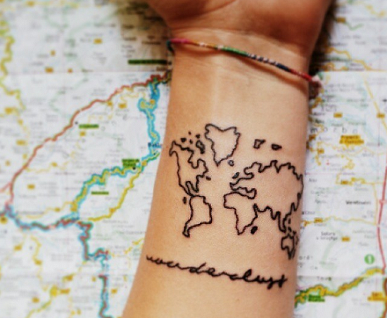 Самые популярные татуировки 2014 года тату, татуировки