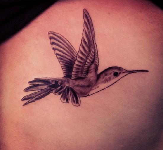 Колибри. тату, татуировки