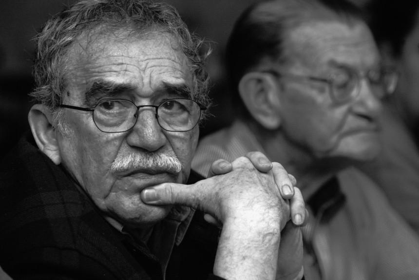 Габриэль Гарсиа Маркес скончался 17 апреля нам жаль, прощайте