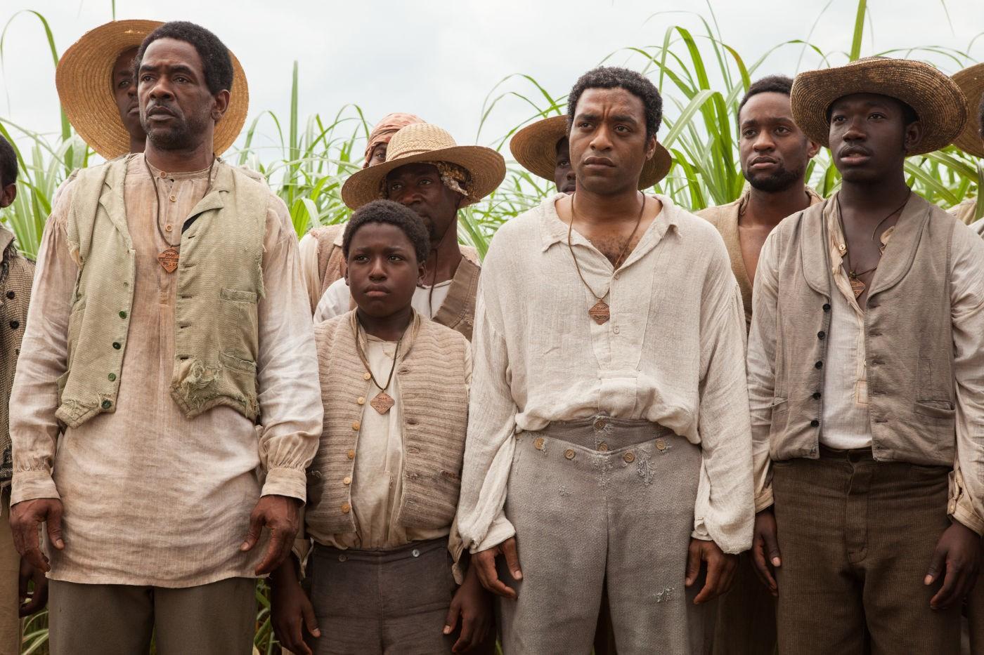 12 років рабства (2013) цікаве, кіно, на реальних подіях, фільм