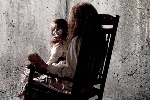 Закляття (2013) цікаве, кіно, на реальних подіях, фільм