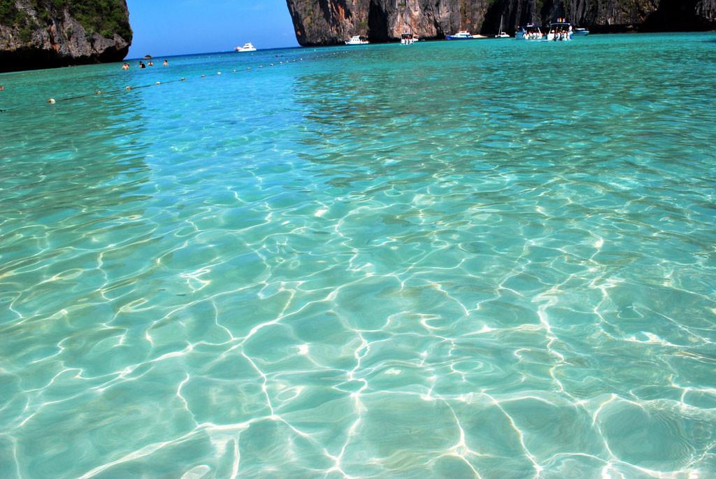 18. Остров Пхи-Пхи-Дон, Таиланд в мире, вода, планета