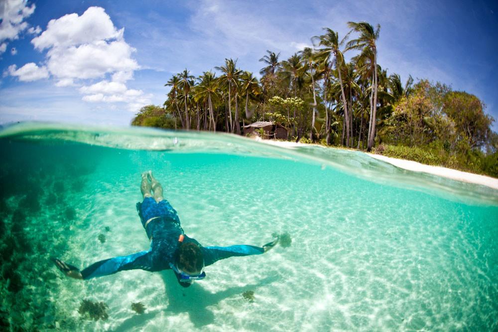 22. Остров Палаван, Филиппины в мире, вода, планета