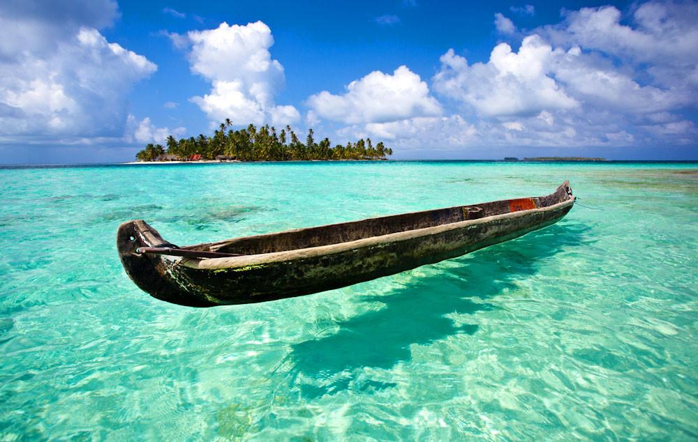 13. Остров Сан-Блас, Панама в мире, вода, планета