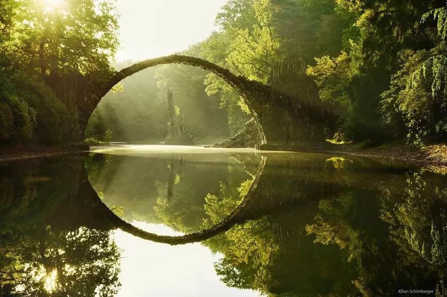 Мост Ракотцбрюке, Германия в мире, мост