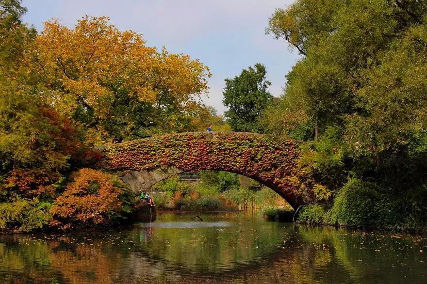 Мост Гепстоу, Нью-Йорк, США в мире, мост