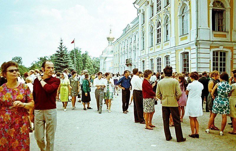 Жаркое лето 72-го ленинград, лето 1972, фото