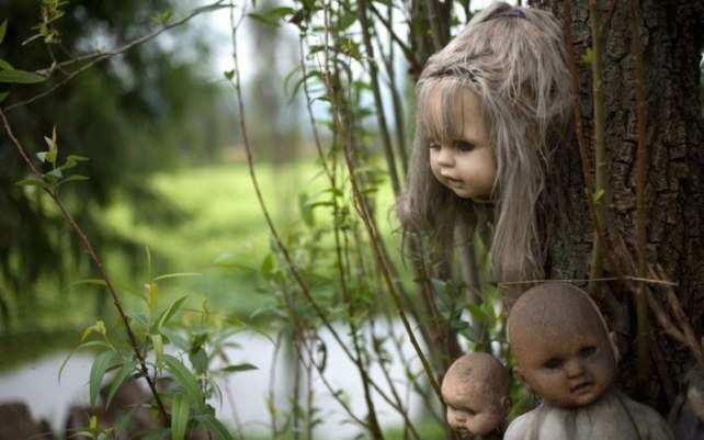 Остров кукол, Мексика. зловещие места, интересное, история, мир, факты