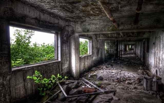 20 самых странных и зловещих мест на Земле зловещие места, интересное, история, мир, факты