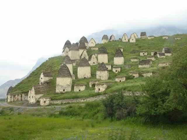 Даргавс, Россия. зловещие места, интересное, история, мир, факты