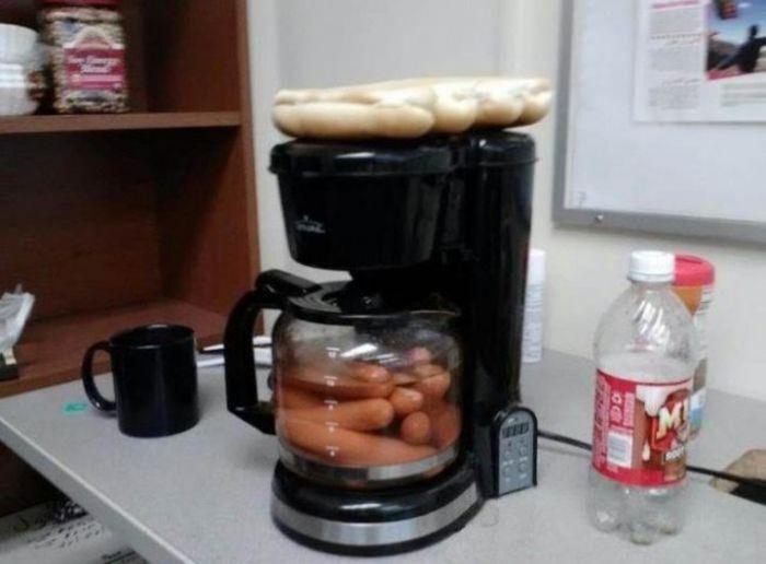 2. Как можно приготовить перекус, не прилагая больших усилий смекалка, студенты, юмор
