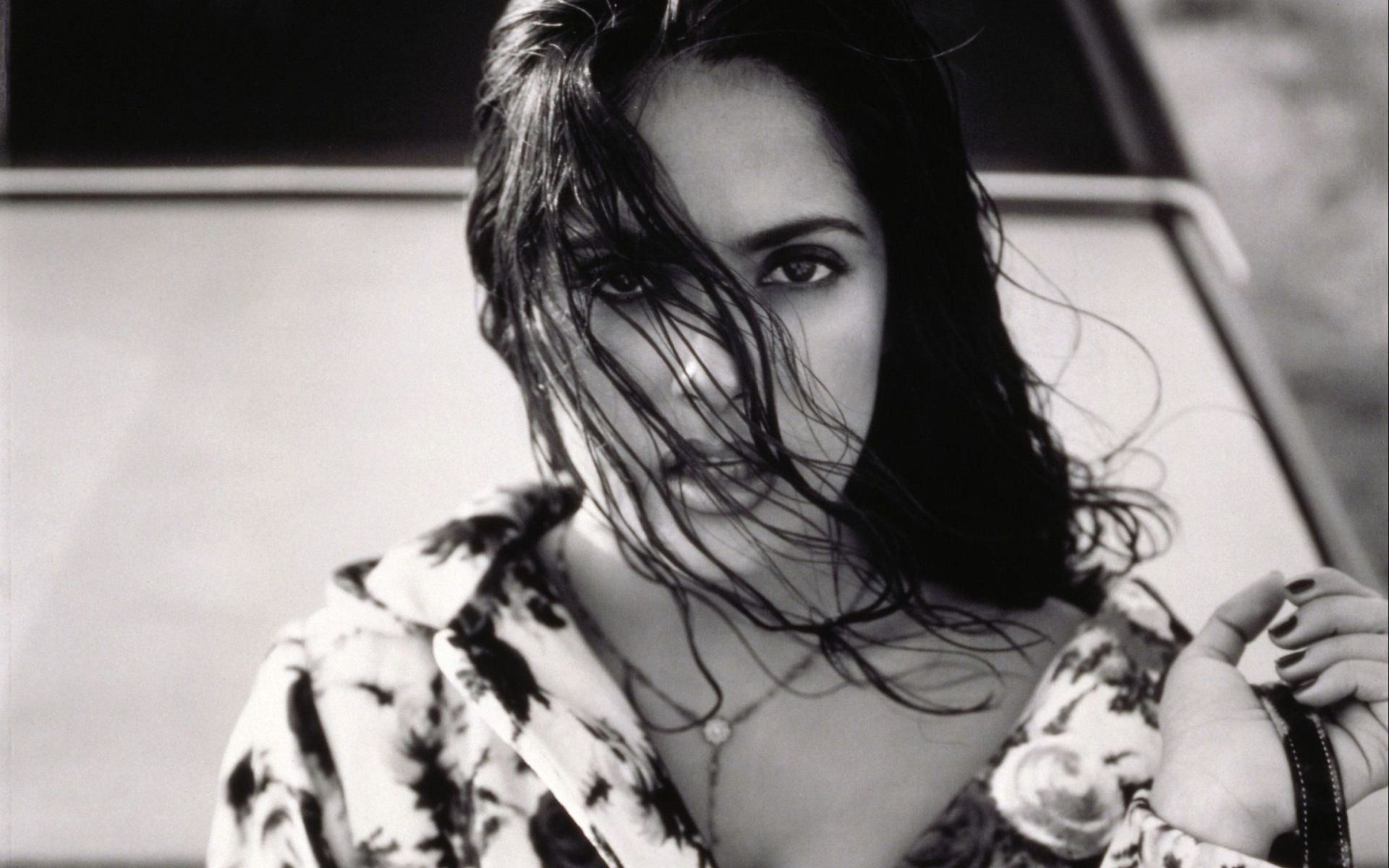 2. Сальма Хайек девушки, красота, метисы, фото