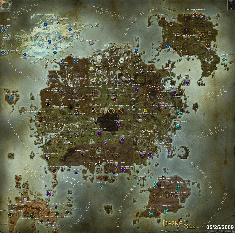 8. Вселенная Гипериона. Несуществующие миры, карты, фэнтези