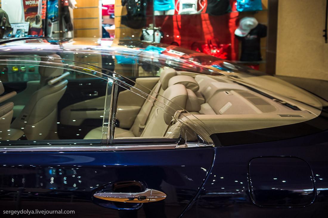 Музей автомобилей князя Монако авто, автомузей, монако, музей