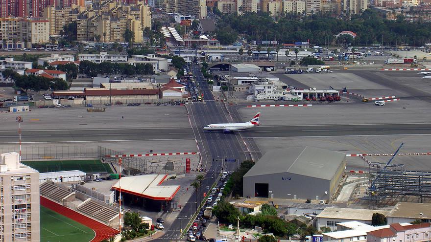 7. Гибралтар дорога, перекрестки