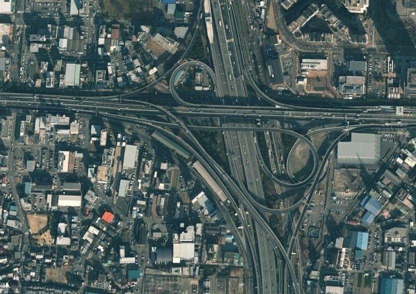 6. Япония дорога, перекрестки
