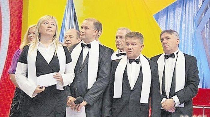 8. Команда Джентльмены из Одессы — классика жанра квн, люди