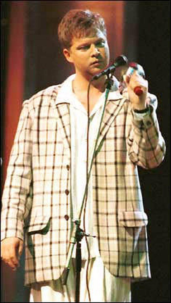 4. Валдис Пельш тоже в свое время играл в КВН, а сейчас частый участник жюри квн, люди