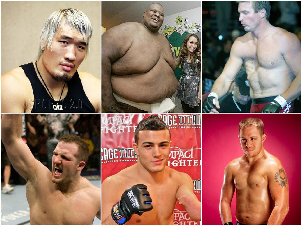 6 бойцов MMA, которые добились успеха вопреки своей неполноценности Бойцы UFC, бойцы ММА, неполноценность, спорт