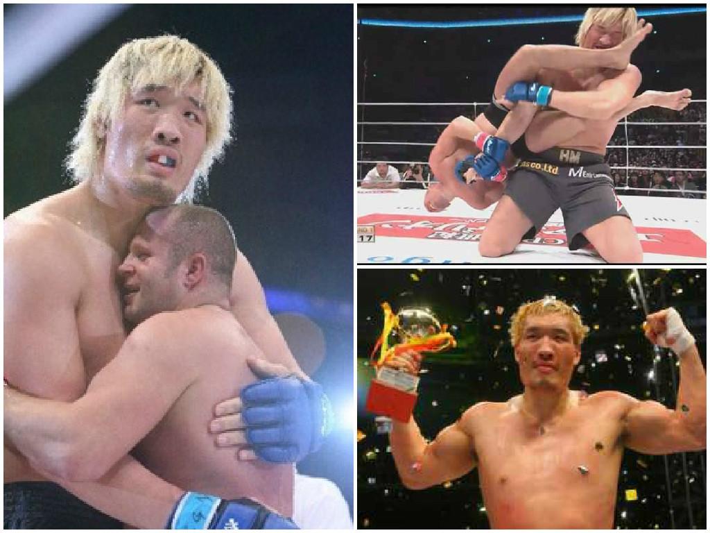 Хонг Ман Чой Бойцы UFC, бойцы ММА, неполноценность, спорт