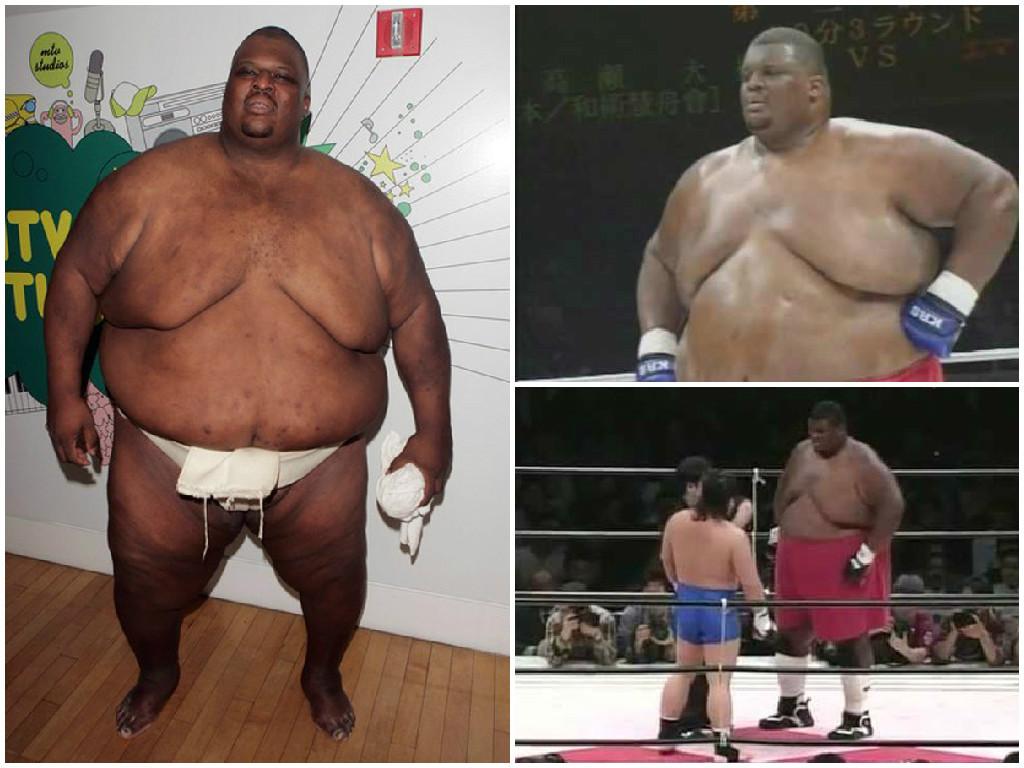 Эммануэль Ярборо Бойцы UFC, бойцы ММА, неполноценность, спорт