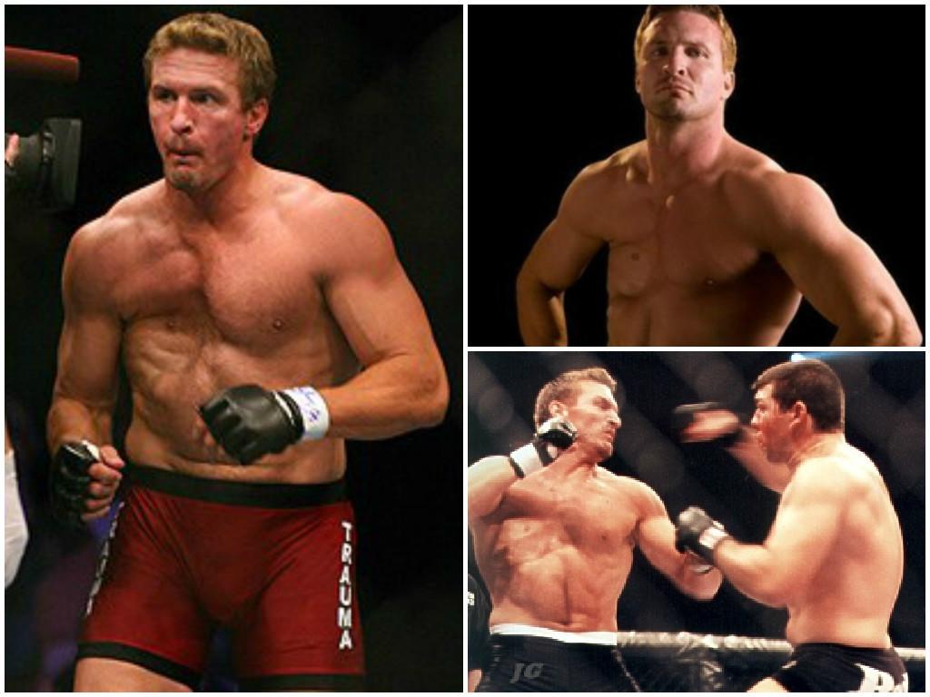 Трэй Теллигман Бойцы UFC, бойцы ММА, неполноценность, спорт