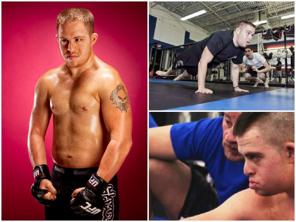 Гаррет Холев Бойцы UFC, бойцы ММА, неполноценность, спорт