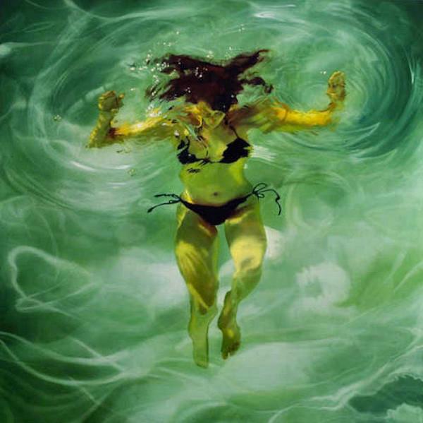 Реалистичные картины Сары Харви искусство, факты
