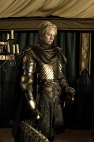 Гвендолин Кристи (В игре Престолов - Brienne of Tarth) Фильмография: Воображариум доктора Парнаса  1.   2.