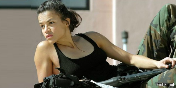 Michelle Rodriguez, S.W.A.T.