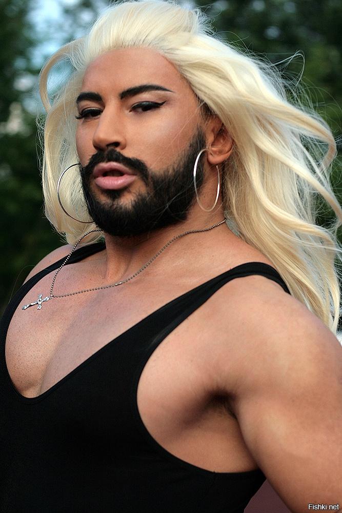 мужики трансвеститы