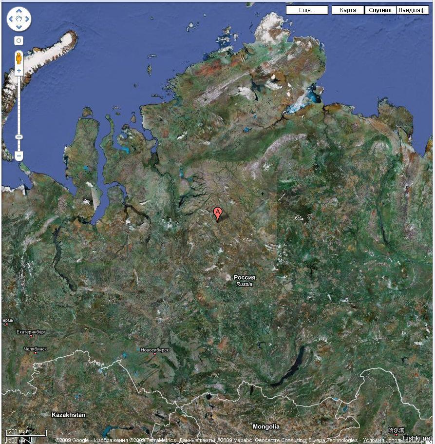 спутник фото в реальном времени карта