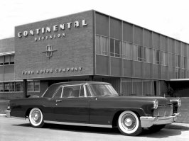 Lincoln Continental Mark II 1956–57