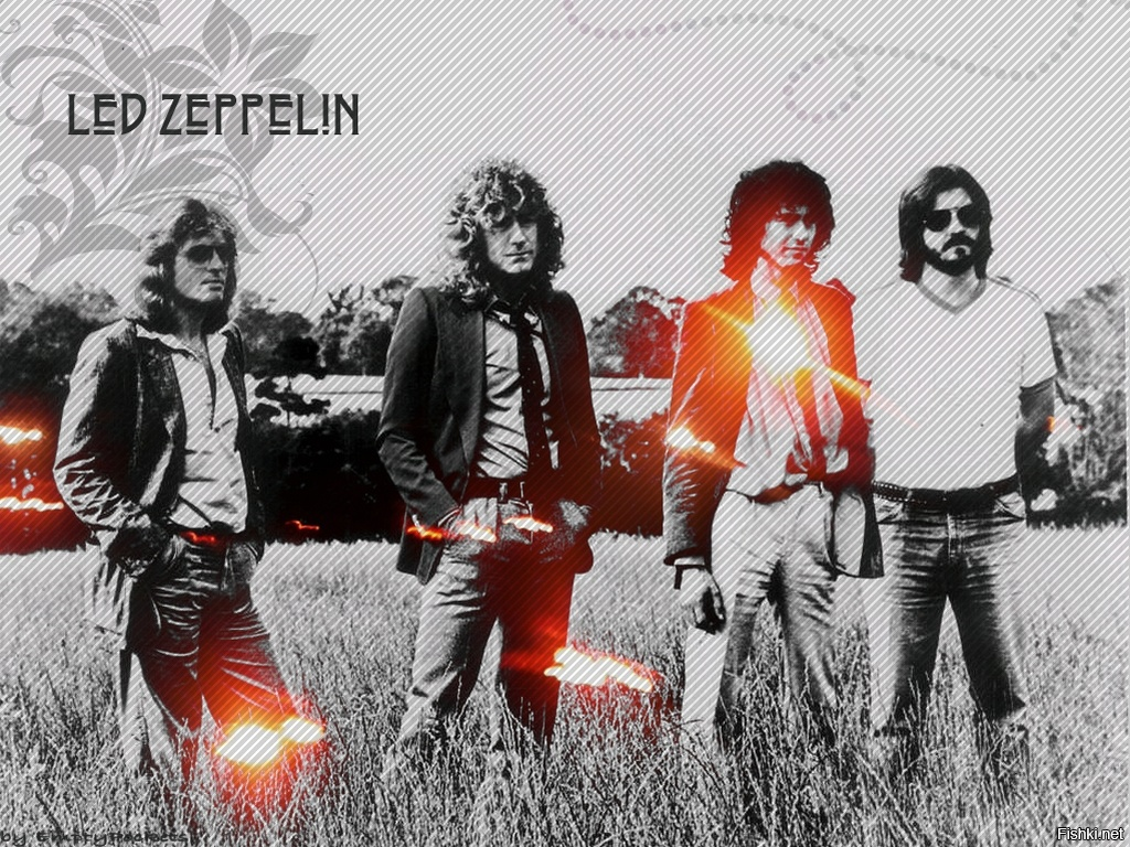 "Могу только добавить: ""Отлитые из свинца"" о Led Zeppelin"
