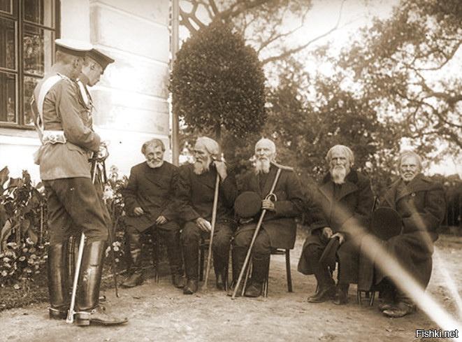 бородинской фото ветераны битвы