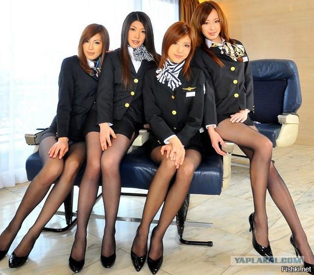 Студентки-стюардессы фото