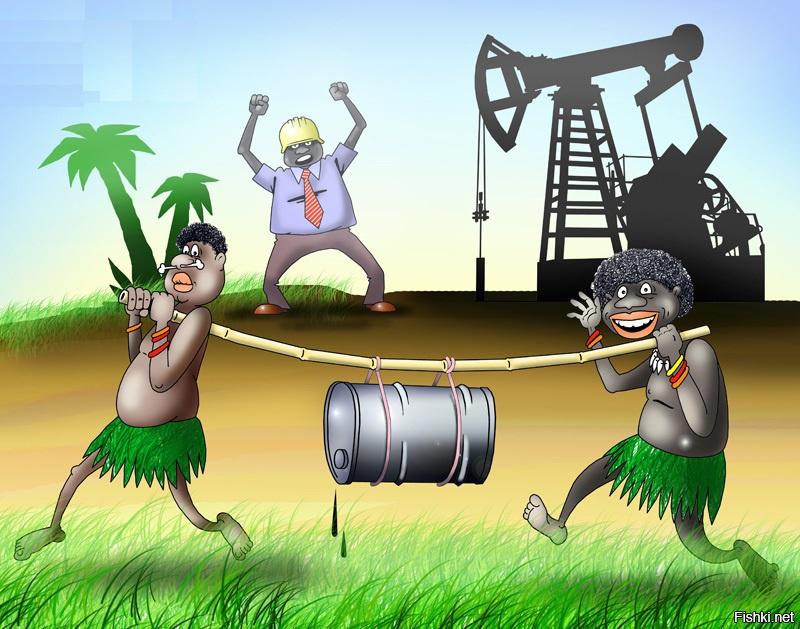 Прикольные картинки с нефтью