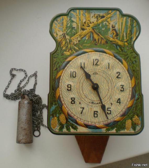 Механические часы с кукушкой купить недорого