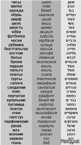 актуальные написать на иврите слово область