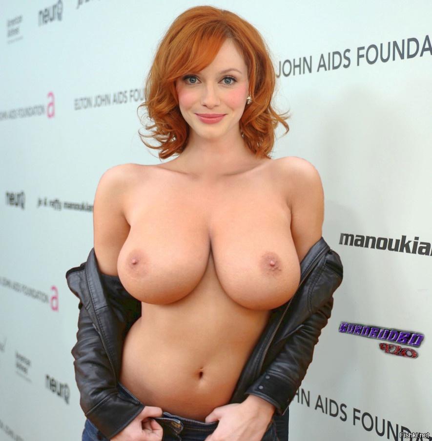 Pose christina hendricks naked sex boobs getting fucked stories