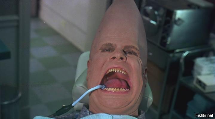 злой стоматолог гиф другой