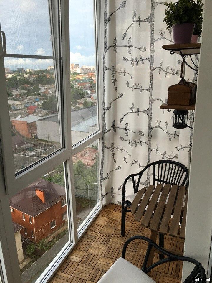 17 отличных идей для декорирования балкона.