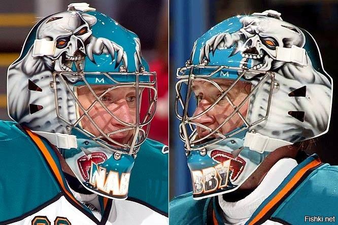 даже картинки с хоккейными масками удобно, когда
