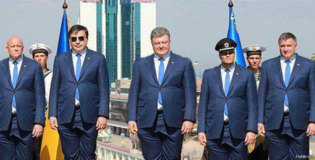внешностью фото саакашвили в костюме завидуй багатому