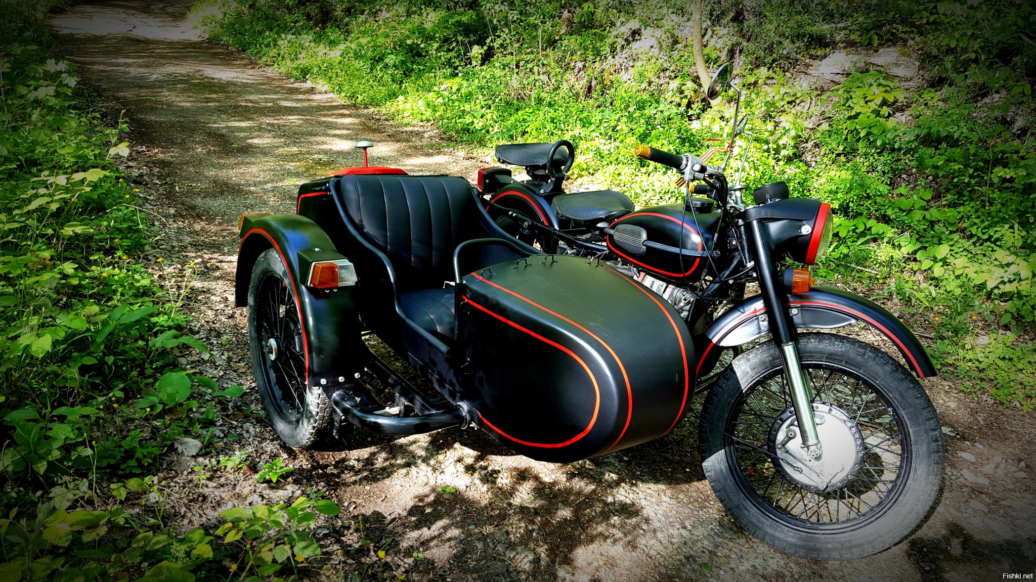 тюнинг мотоцикла урал фотографии знаем, что последователи
