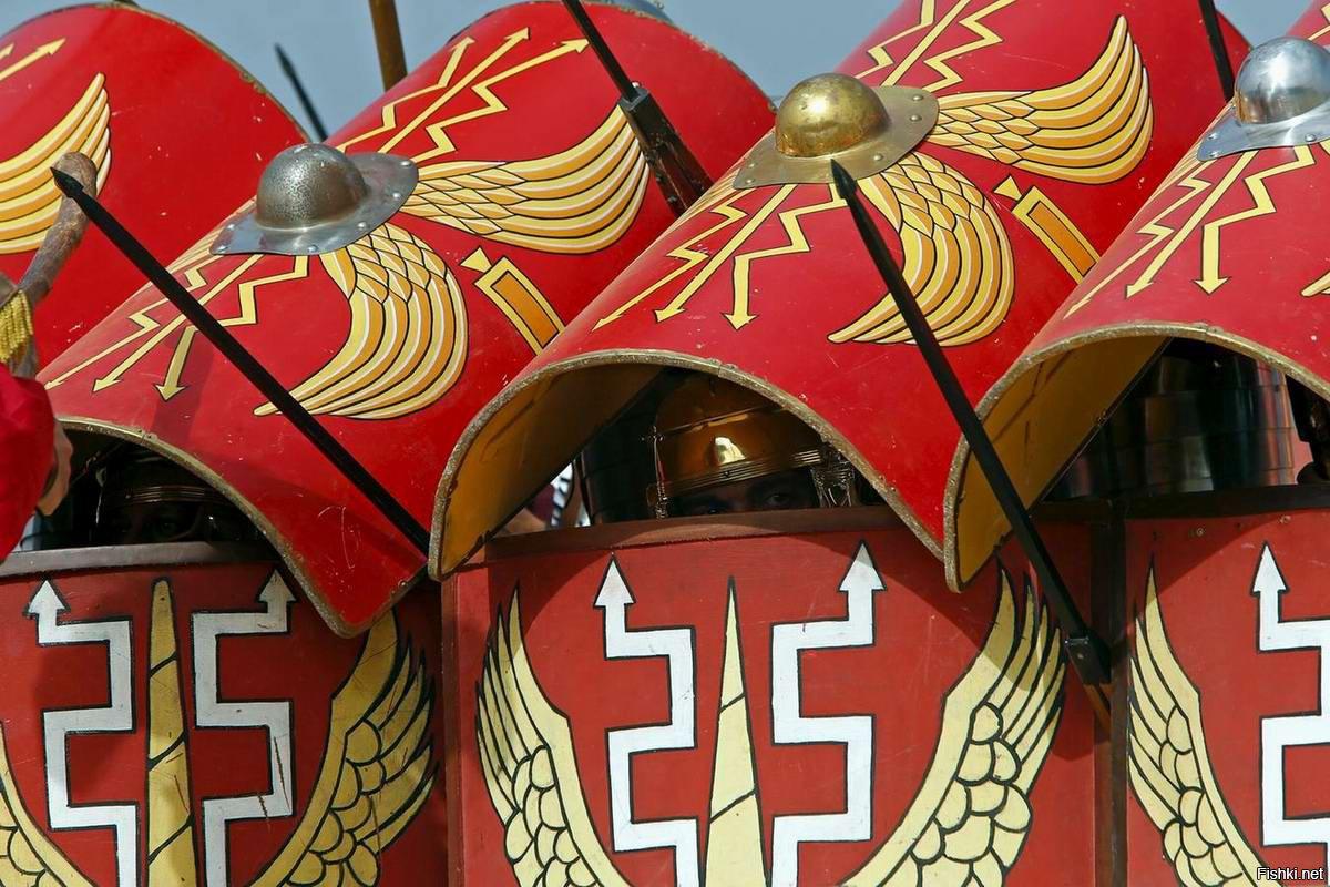Римские штандарты легионов картинки