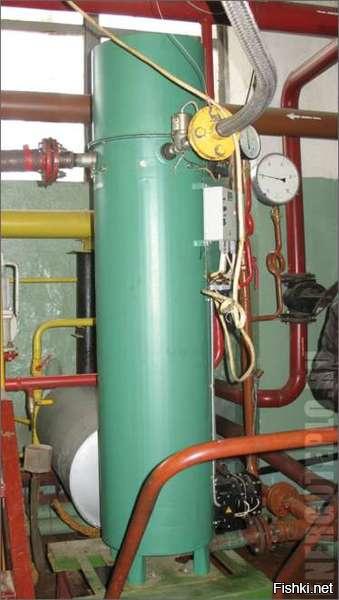 разборка газовых котлов