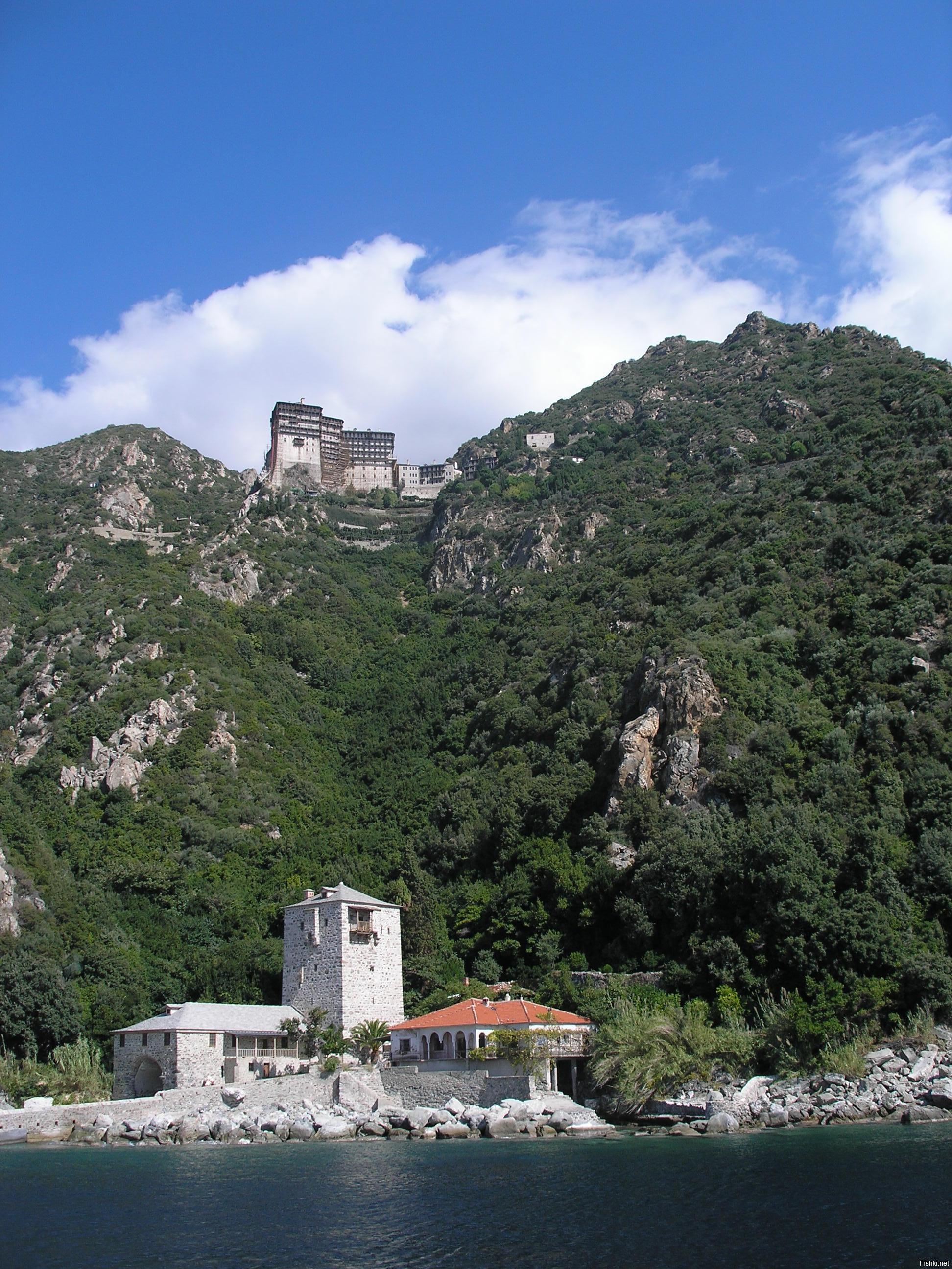 печати химках гора афон в греции монастырь фото первых дней
