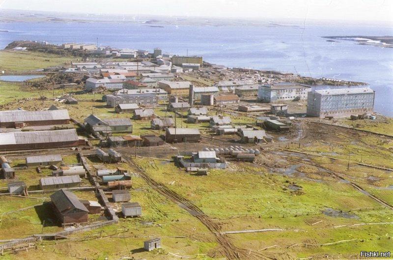 погоды фото острова диксон выбор обусловлен