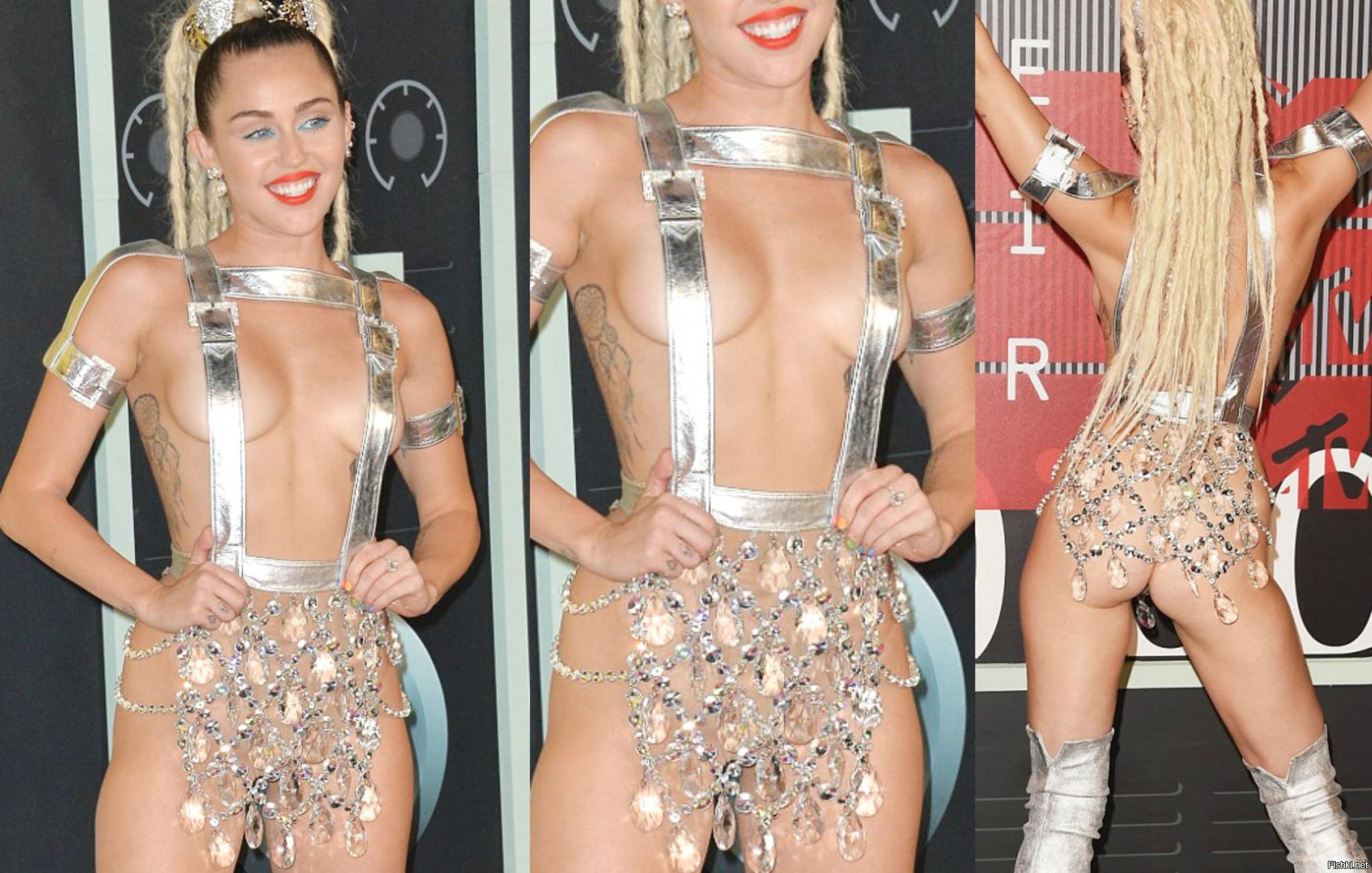 Miley Cyrus Naked Self Shots